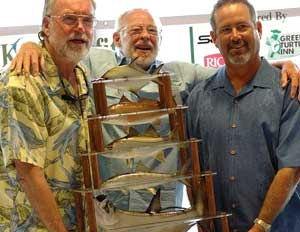 Robert Collins Wins IGFA TOC