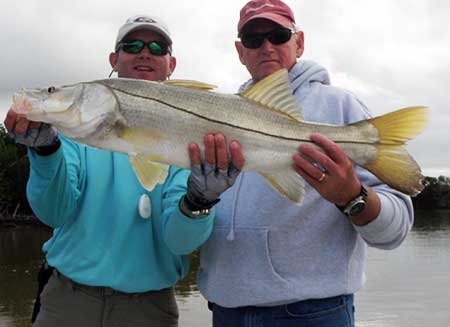 November 2012 Fishing Report for The Everglades