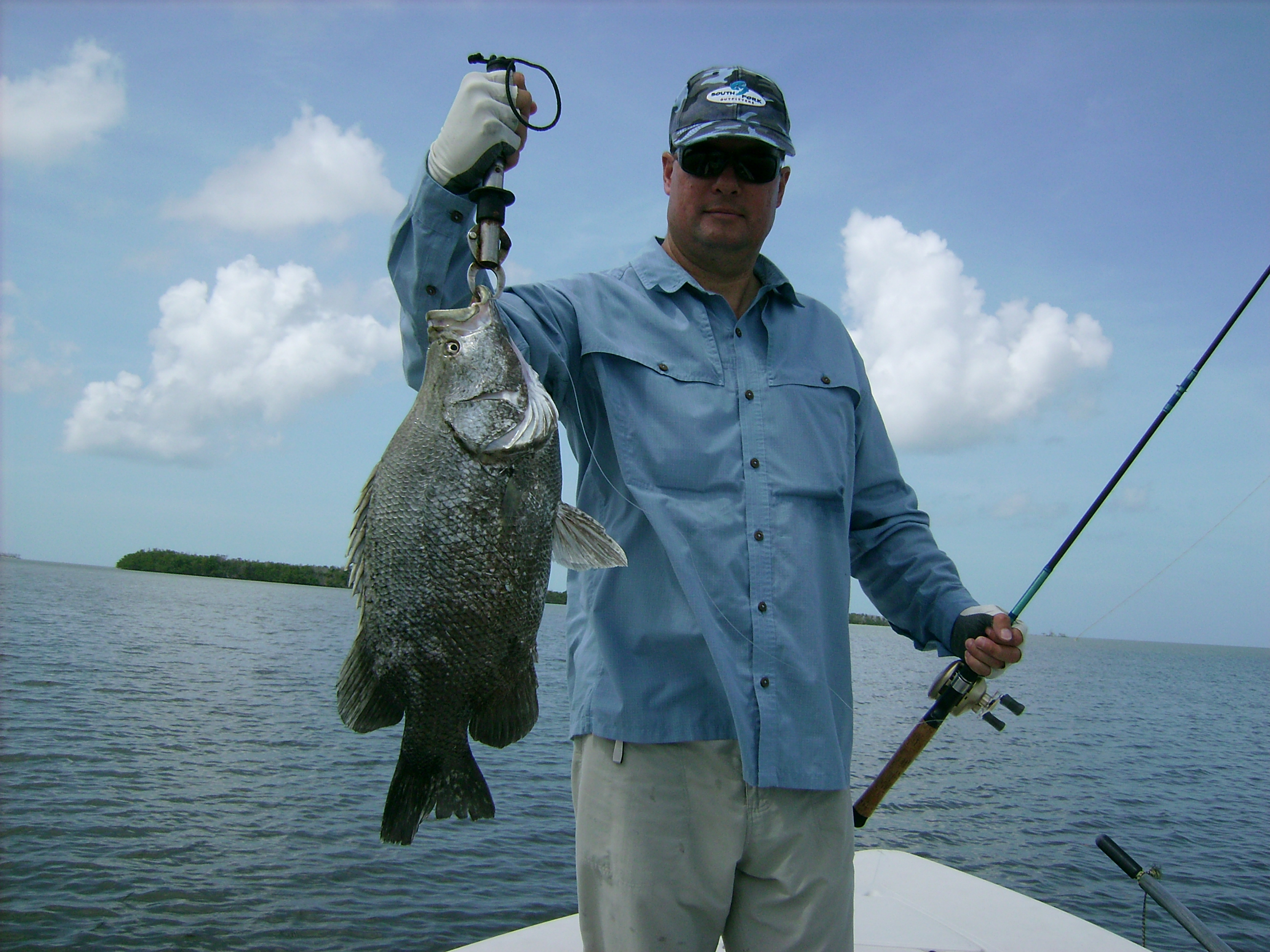 Digital camera everglades fishing for Fishing in the everglades