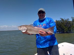 Today s everglades fishing report everglades fishing for Chokoloskee fishing report